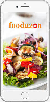 Foodazon - Online ordering software for restaurant